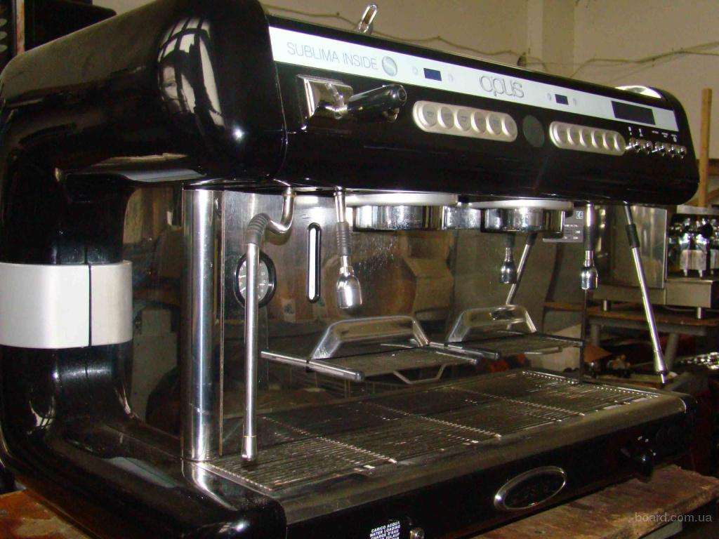 Кофемашина brasilia opus sublima 2011 года
