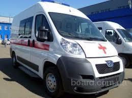 ДоброМед - перевезти больного из Севастополя в Мариуполь, в Кременчуг