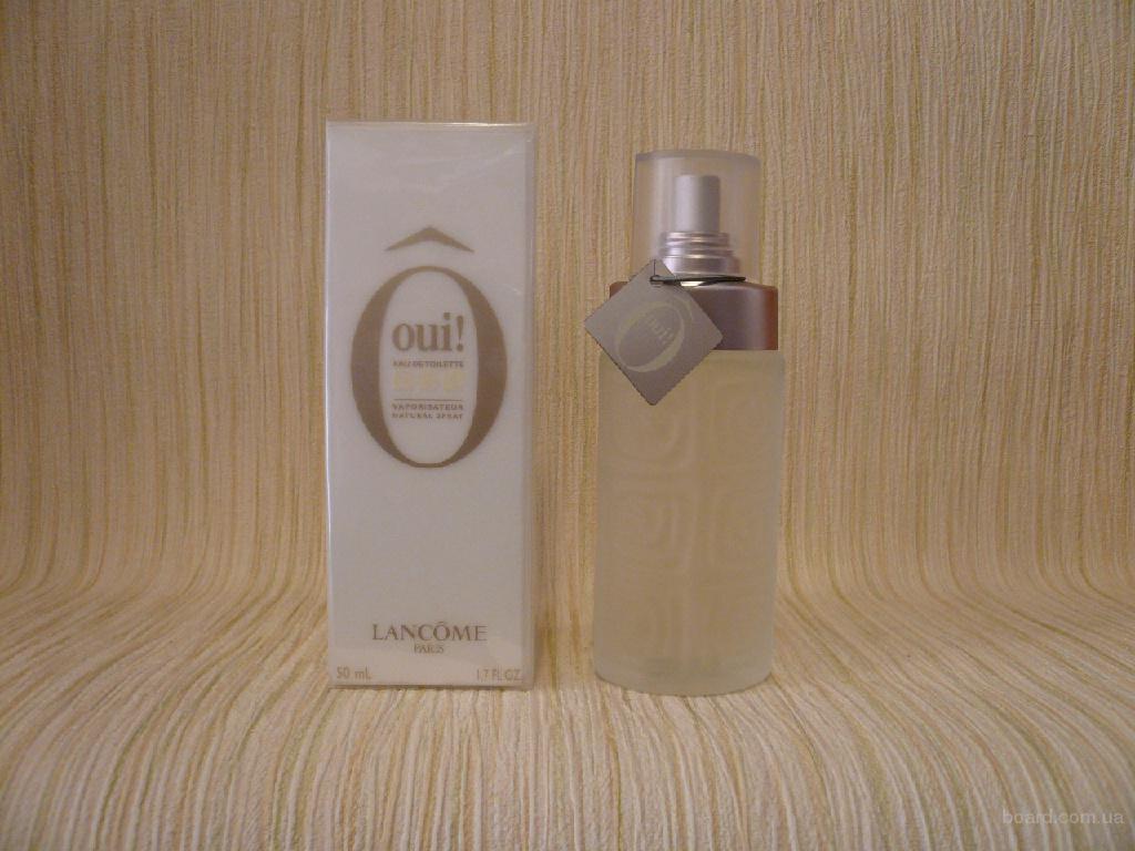 Lancome - Oui! (1999) - edt 50ml - Редкая Оригинальная Парфюмерия