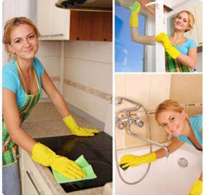 Надежная и профессиональная служба по уборке