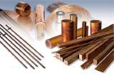 Цветной металлопрокат и литейные сплавы на основе алюминия, меди, нержавейки, цинка, магния, свинца и