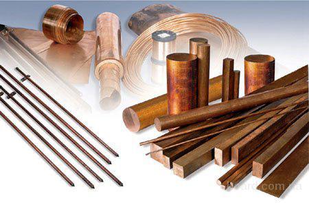 Цветной металлопрокат и литейные сплавы на основе алюминия, меди, нержавейки, цинка, магния, свинца и других компонентов цветной металлургии