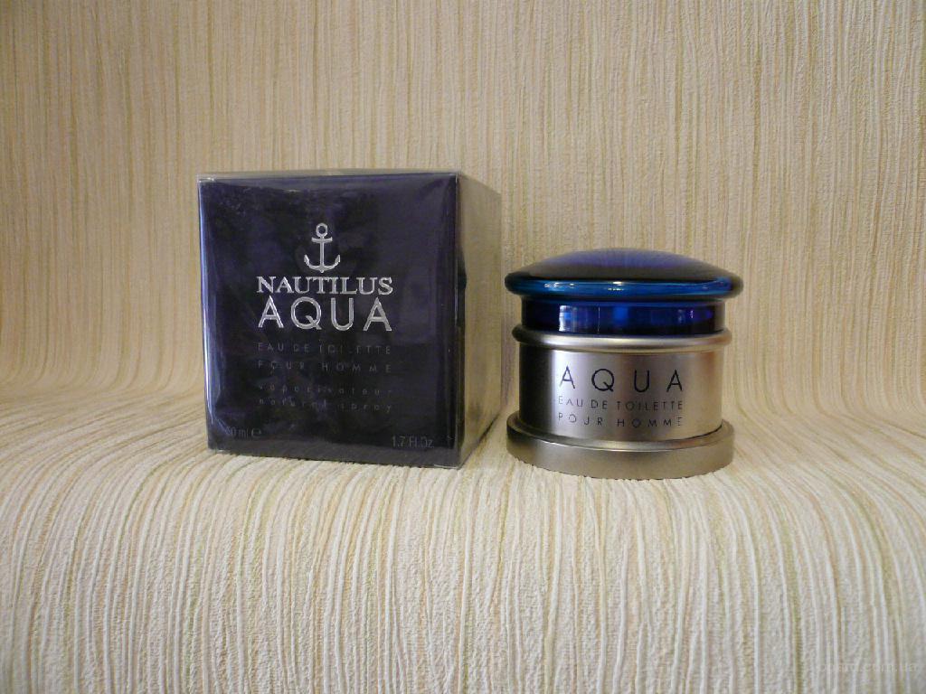 Nautilus - Nautilus Aqua (2003) - edt 50ml - Редкая Оригинальная Парфюмерия