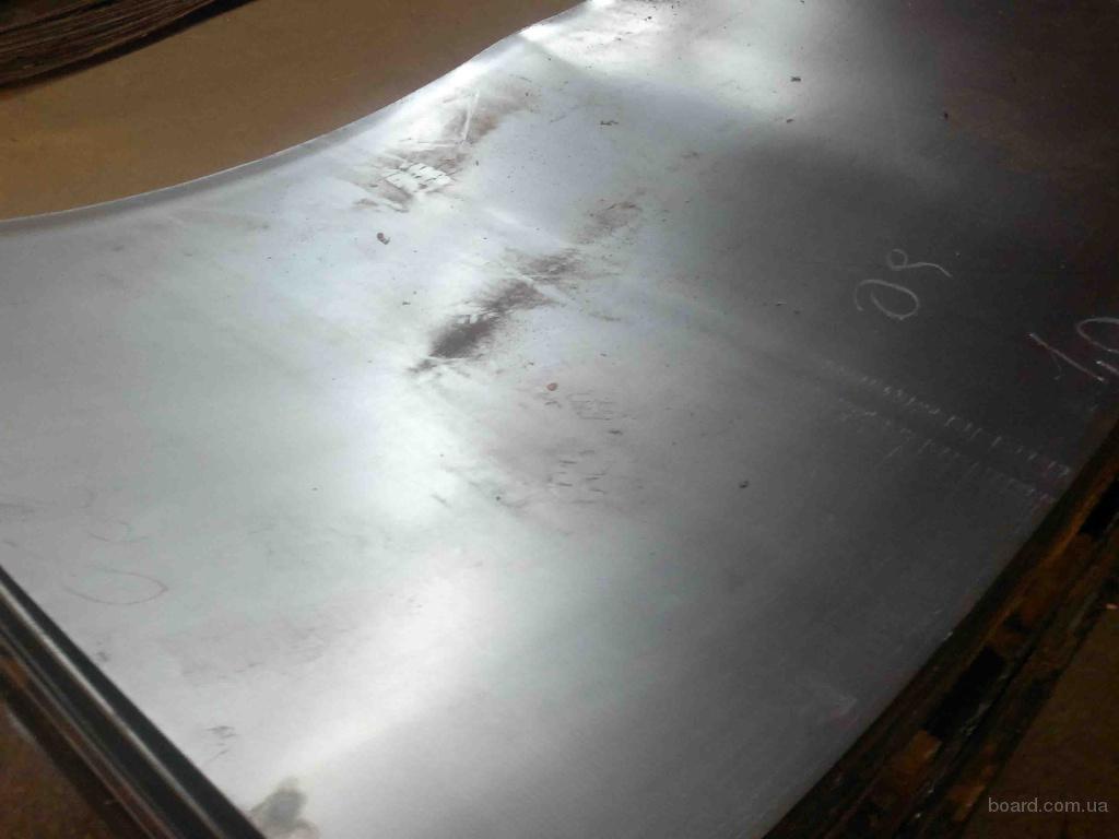 Продам некондицию лист х/к 2,3 - 2,5 мм