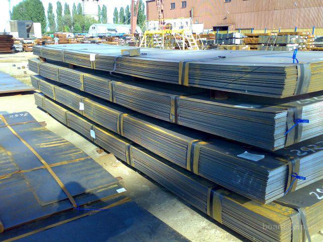 Продам лист г/к 3ПС 3.0 - 8.0 мм 1500х6000 мм
