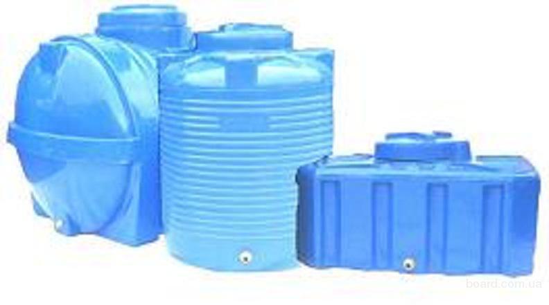 Пластиковая тара баки резервуары Черкассы Умань