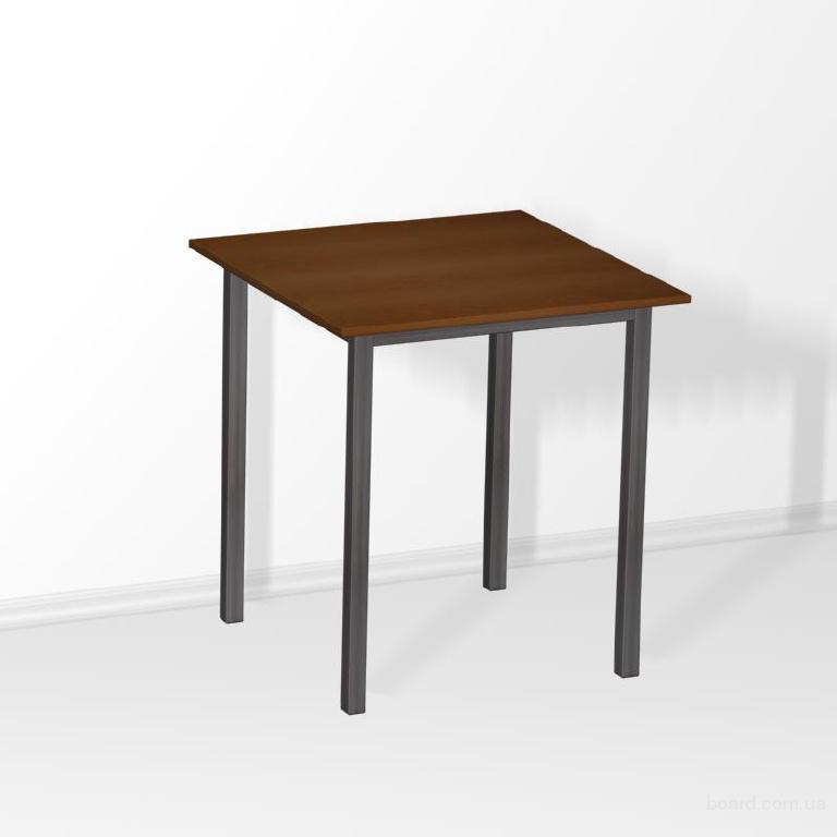 Столы обеденные на металлокаркасе
