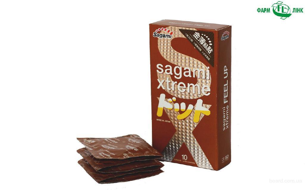 Презервативы Сагами Xtreme Feel - Up