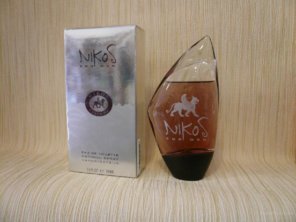 Nikos - Nikos For Men (2004) - edt 50ml