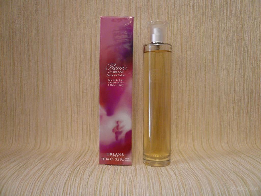 Orlane - Fleur D'Orlane Secret De Parfum (1983) - edt 100ml