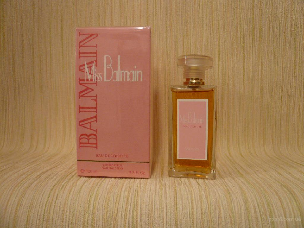 Pierre Balmain - Miss Balmain (1967) - edt 100ml