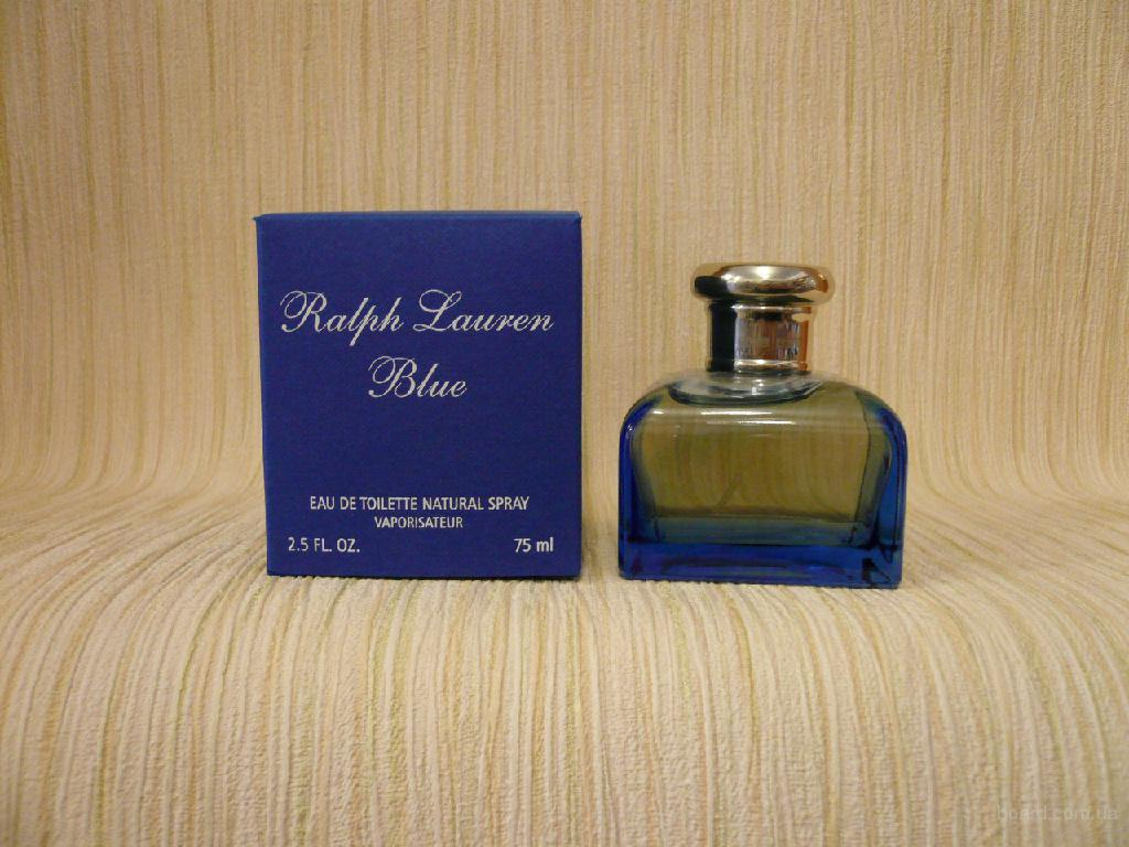 Ralph Lauren - Ralph Lauren Blue (2004) - edt 40ml - Редкая Оригинальная Парфюмерия