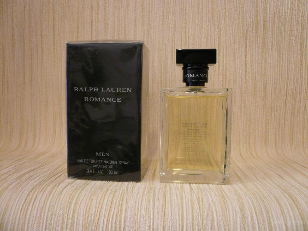 Ralph Lauren - Romance Men (2000) - edt 100ml