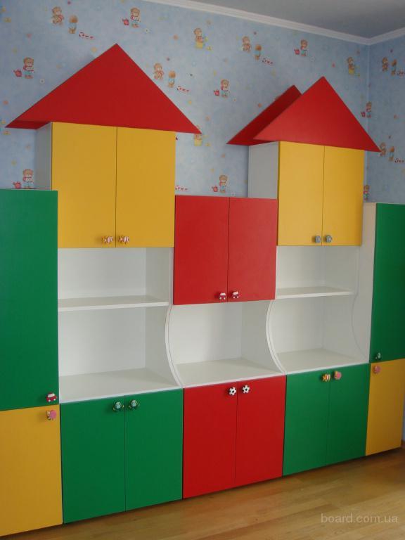 Комплект шкафов для игрушек и книг Киев