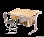 Компьютерные столы трансформеры Дэми  СУТ.15-04 +стул