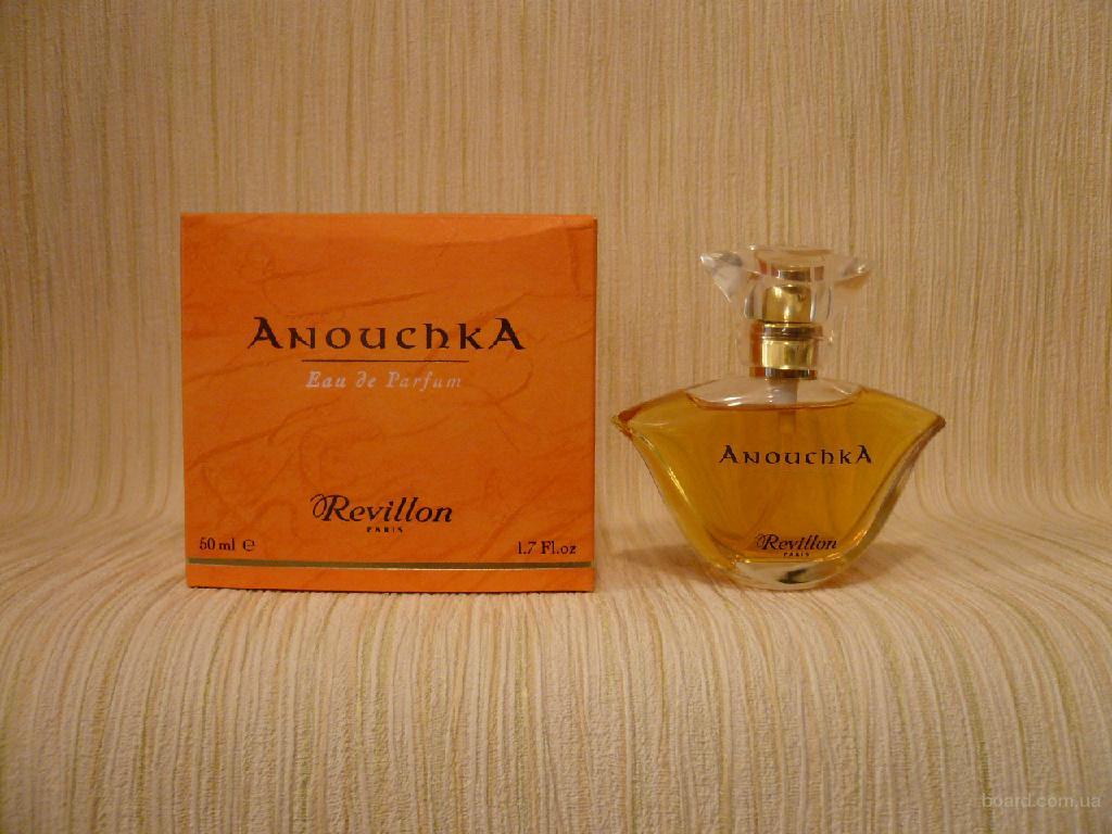 Revillon - Anouchka (1994) - edp 50ml - Редкая Оригинальная Парфюмерия