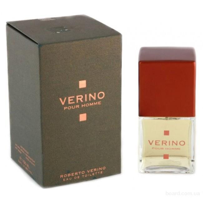 Roberto Verino - Verino Pour Homme (2000) - edt 100ml (tester) - Редкая Оригинальная Парфюмерия