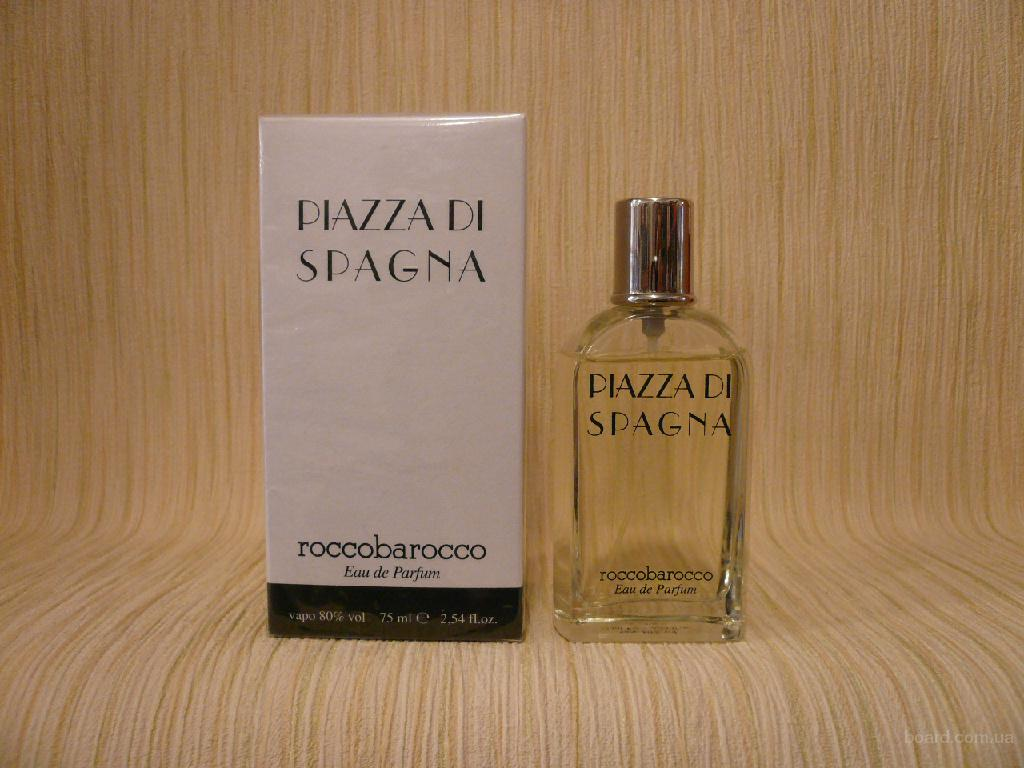 Roccobarocco - Piazza Di Spagna (1997) - edp 40ml - Редкая Оригинальная Парфюмерия