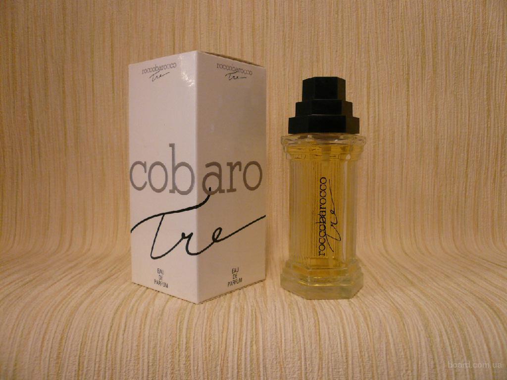 Roccobarocco - Tre (2001) - edp 25ml - Редкая Оригинальная Парфюмерия