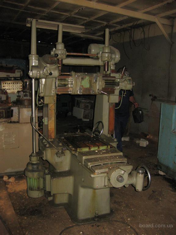 Продам станок координатно-расточной типа КР-450.
