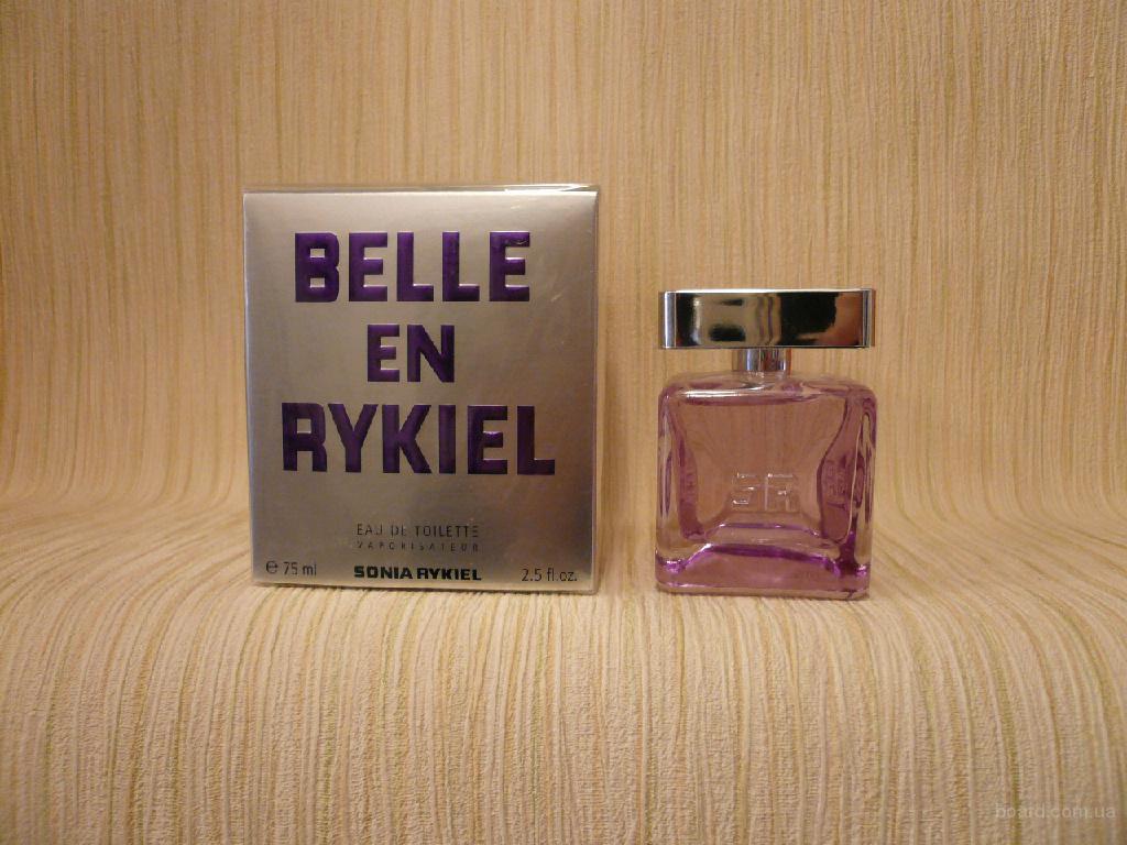 Sonia Rykiel - Belle En Rykiel (2006) - edt 75ml