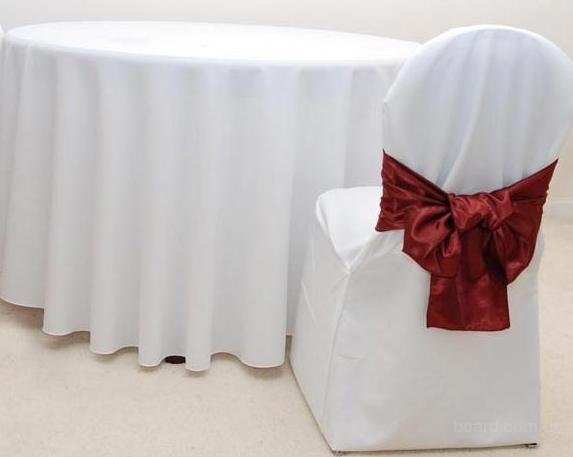 Банты на стулья размеры