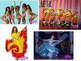 Пошив концертных и танцевальных костюмов