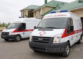 МедТранс - перевезти больного из Геническа в Киев, в Кировоград, в Одессу