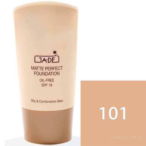 Тональный крем матирующий GA-DE Matte Perfect Foundation Spf 18