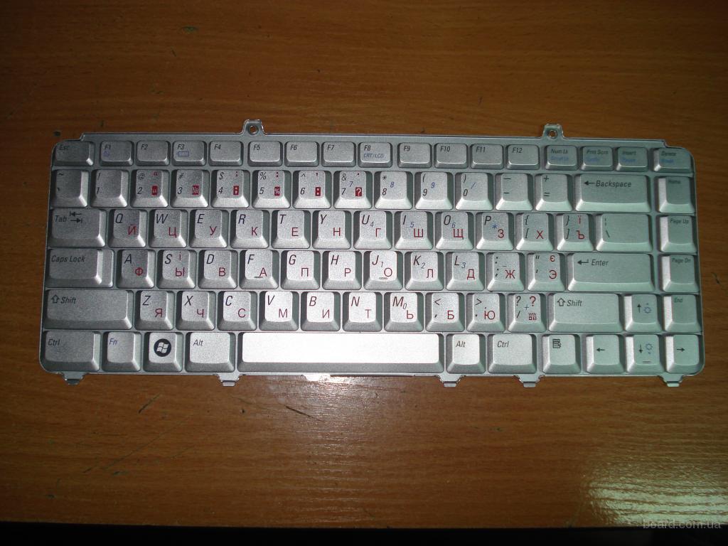 Клавиатура Dell Inspiron 1540 1545 1410 1530 Новая