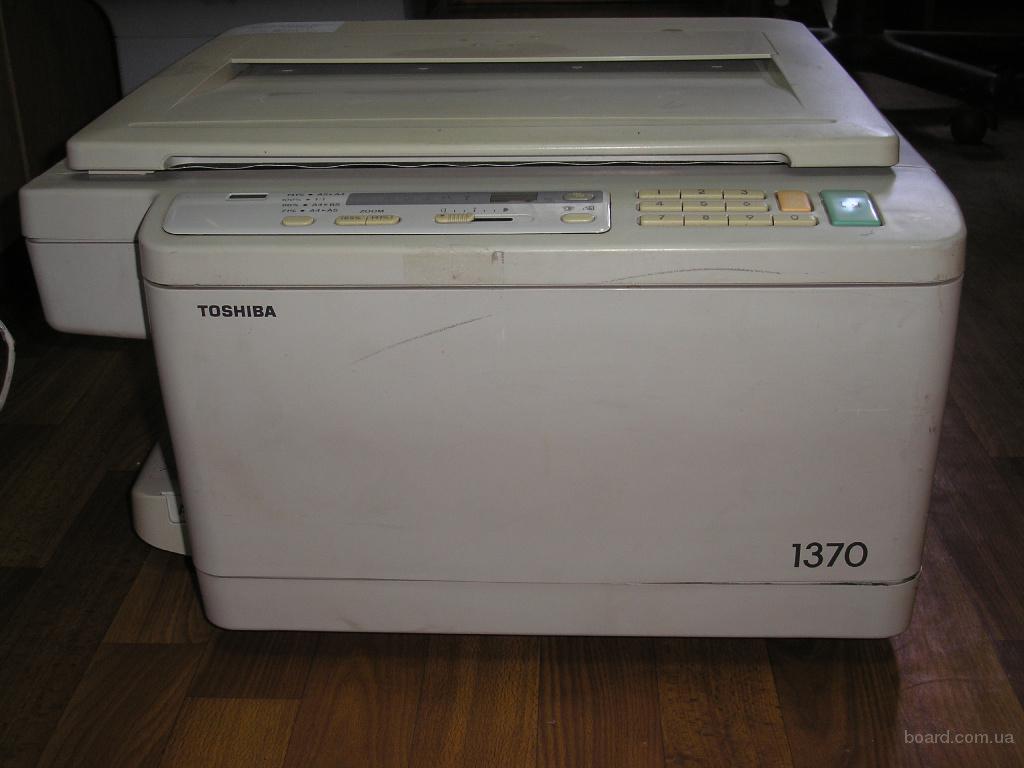 Копир Toshiba 1370
