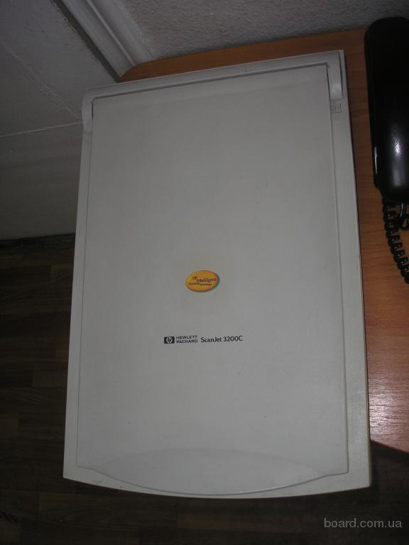Сканер HP ScanJet 3200C