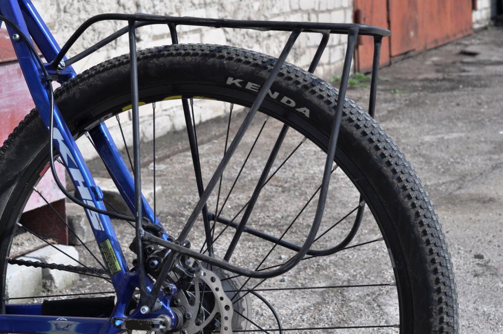 Багажник для горного велосипеда своими руками 39