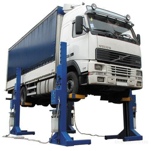 Ремонт грузовиков, прицепов