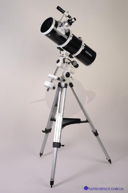 Телескоп рефлектор Arsenal GSO 15075 EQ-3