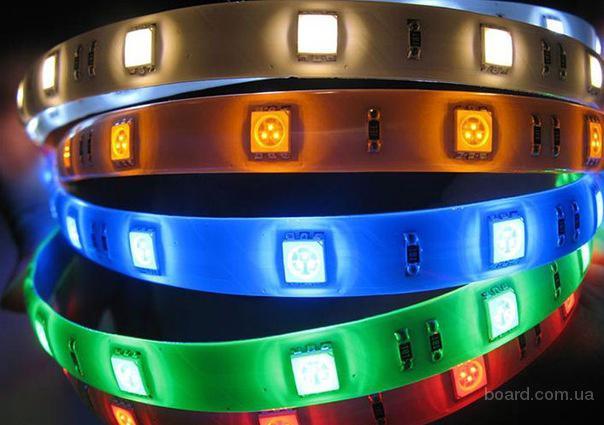 Светодиодные комплектующие для led подсветки и освещения. Создай неповторимый дизайн