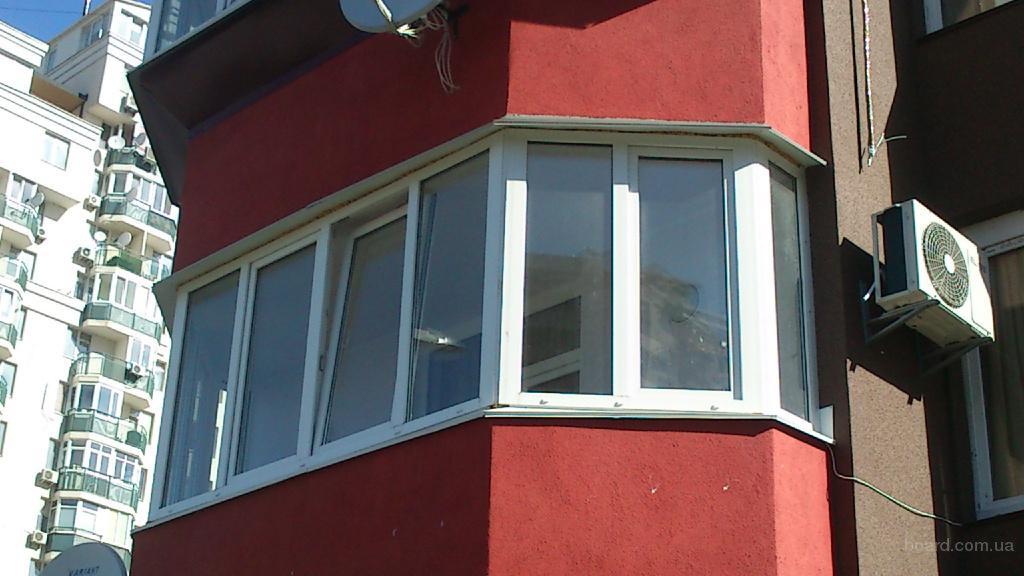 Фото: металлопластиковые окна, двери, лоджии, балконы от про.