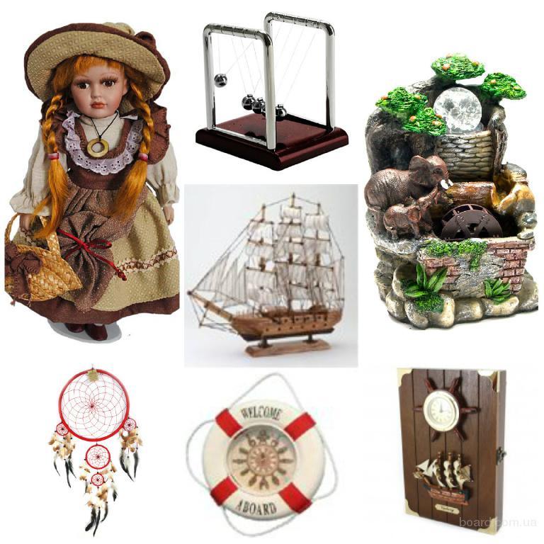 Магазин оригинальных сувениров и подарков top-podarok.com.ua