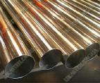 Труба 101,6х4 (3 1/2) tig нержавейка матовая