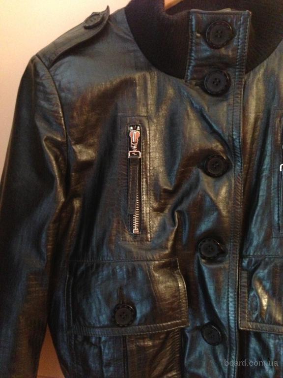 Купить Стильную Кожаную Женскую Куртку