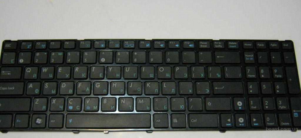 Клавиатура ASUS A52 K52 K53 K55 X54 N53 N61