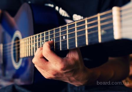 """Научиться играть на гитаре – легко! Гитарный Центр """"Ardor Fuerte"""".Киев. Печерск."""