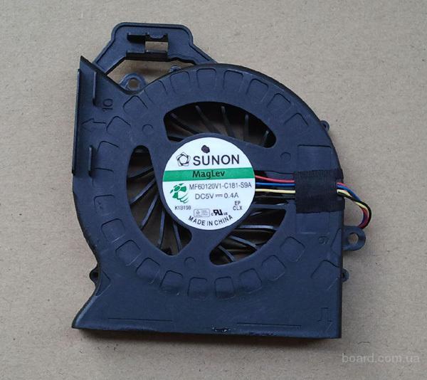 Вентилятор HP DV6-6100 DV6-6000 DV6-6050 DV6-6090 Новый