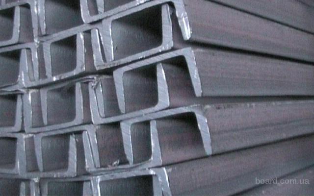 Швеллер  18П ст. 09Г2С киев, швеллер в асортименте киев, швеллер 30П цена киев