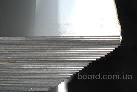 Нержавеющий лист 0,8 мм 12х18н10т, 08х18н10, 10х17н13м2т, 20х23н18.