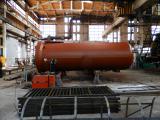 Автоклав (установка) для пропитки (сушки) древесины, стройматериалов, столбов (лэп),шпалы (жд).