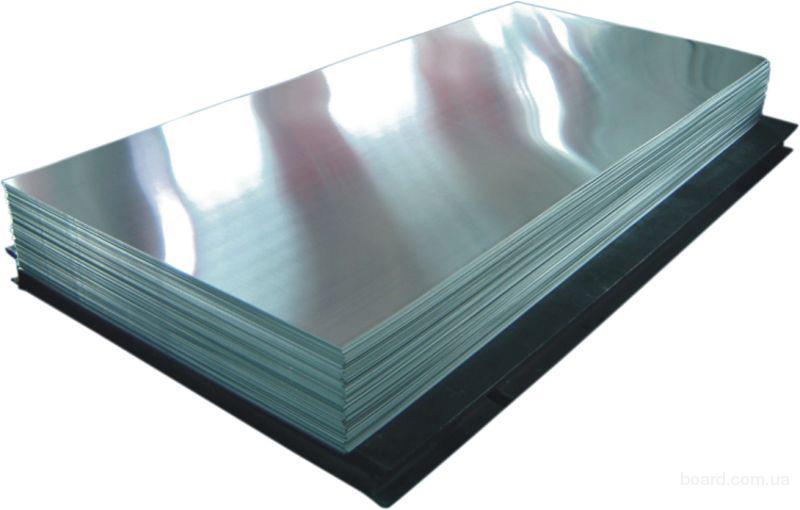 Лист алюминиевый АД1Н 3 мм