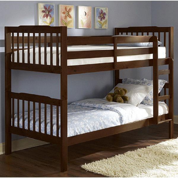 Детская кровать из дерева Катрин
