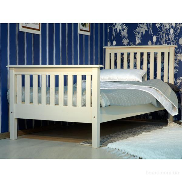 Подростковая кровать из дерева Дэни