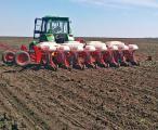 Сеялки точного высева для кукурузы, подсолнечника Вега 6 (8) Профи с транспортным устройством